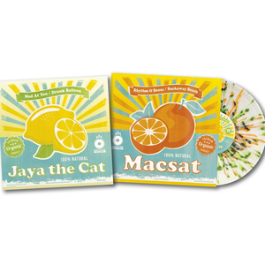 Jaya The Cat/Macsat - split col 10