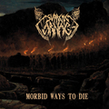 Supreme Carnage - Morbid Ways To Die - cd