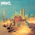 Märvel - At the Sunshine Factory - lp