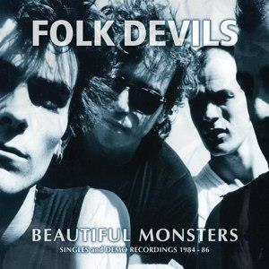 Folk Devils - Beautiful Monsters 2xlp