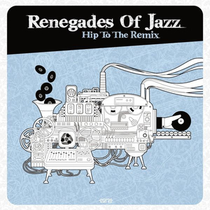 v/a - Renegades Of Jazz - Hip To The Remix col. 2xlp