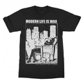 Modern Life Is War - New Dead Ramones (black)