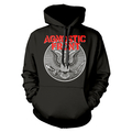 Agnostic Front - Against All Eagle Hoodie (black)