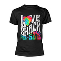 B-52s - Love Shack (black)