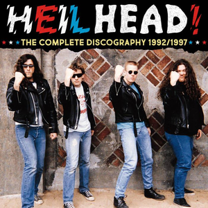 Head - Heil Head! The Complete Discography 1992-1997 - 2xlp