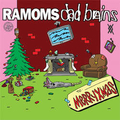 Dad Brains/Ramoms - MerryXmas - split - col 7