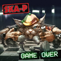 Ska-P - Game Over cd