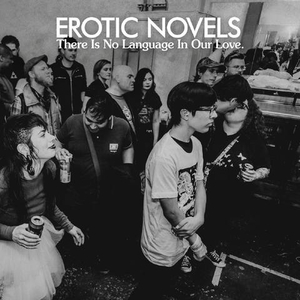 Erotic Novels - There Is No Language In Our Love - lp