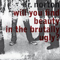 Dr. Norton - Will you find beauty...