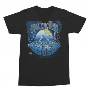 Millencolin - SOS (black)