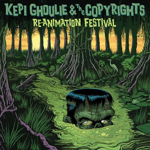 Kepi Ghoulie & The Copyrights - Reanimation Festival lp