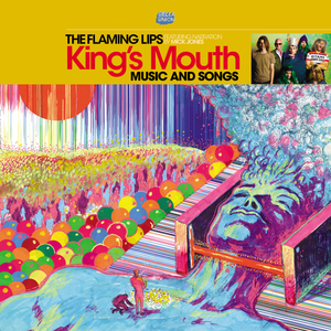 Flaming Lips- Kings Mouth