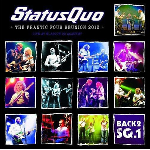 Status Quo - Back2sq1-Live in Glasgow - lp