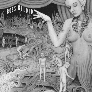 Boss Keloid - Herb Your Enthusiasm  lp