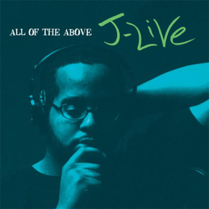 J-Live - All of the Above - col 2xlp