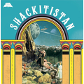 Shacke One - Shackitistan cd