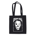 Green Hell Records - New Skull / (Totebag) black Zubehör