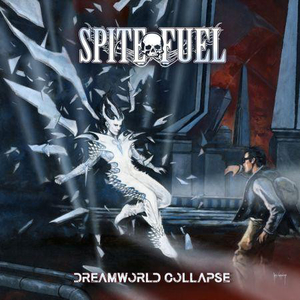Spitefuel - Dreamworld Collapse - digicd