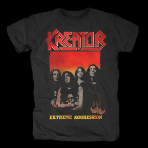 Kreator - Extreme Aggression (black) M