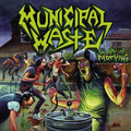 Municipal Waste - Art of Partying lp