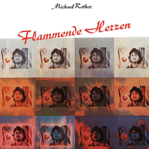 Michael Rother - Flammende Herzen - lp