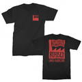 Refused - Real Threat (black) L