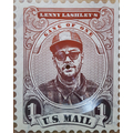 Lenny Lashleys Gang of One - US Mail pic shape 12