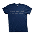 Rage Against the Machine - Original Logo (blue)