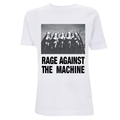 Rage Against the Machine - Nuns and Guns (white)