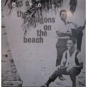 Paragons - On The Beach - lp