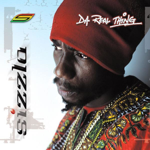Sizzla - Da Real Thing - lp