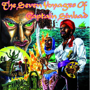 Captain Sinbad - The Seven Voyages Of Captain Sinbad - lp