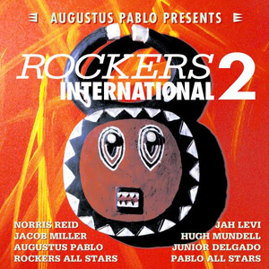 Augustus Pablo - Presents Rockers International Vol. 2 - lp