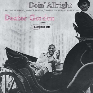 Dexter Gordon - Doin Allright - lp