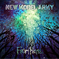 New Model Army - From Here 2xlp