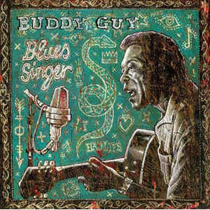 Buddy Guy - Blues Singer - lp