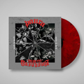 Paura/Brothers Till We Die - split col lp (red/black)