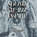 New York Ska Jazz Ensemble - Break Thru - lp