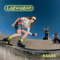Lag Wagon - Railer lp