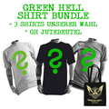 Green Hell Shirt Surprise Bundle - Men