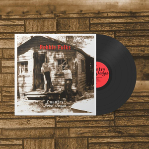 Robbie Fulks - Country Love Songs - lp