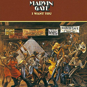 Marvin Gaye - I Want You - lp