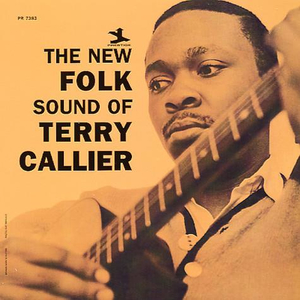 Terry Callier - The New Folk Sound Of Terry Callier - 2xlp