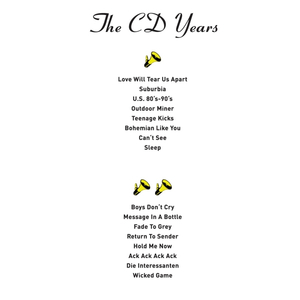Boy Division - The CD Years - col lp