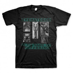 Eyehategod - In the Name of Suffering (black)