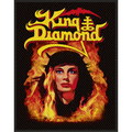 King Diamond - Fatal Portrait - patch