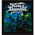 King Diamond - Abigail - patch