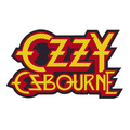 Ozzy Osbourne - Logo Cut Out - patch