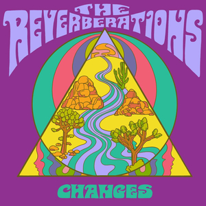 Reverberations, The - Changes - lp