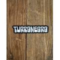 Turbonegro - 80s Logo patch